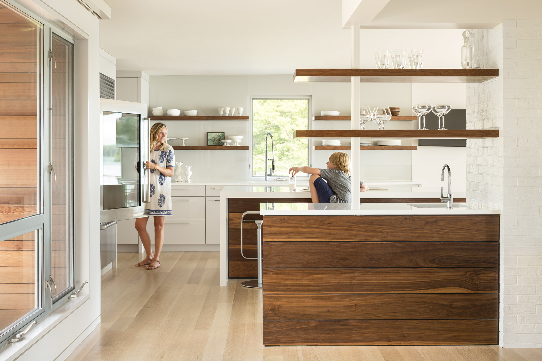Architectural Lifestyle Modern Kitchen