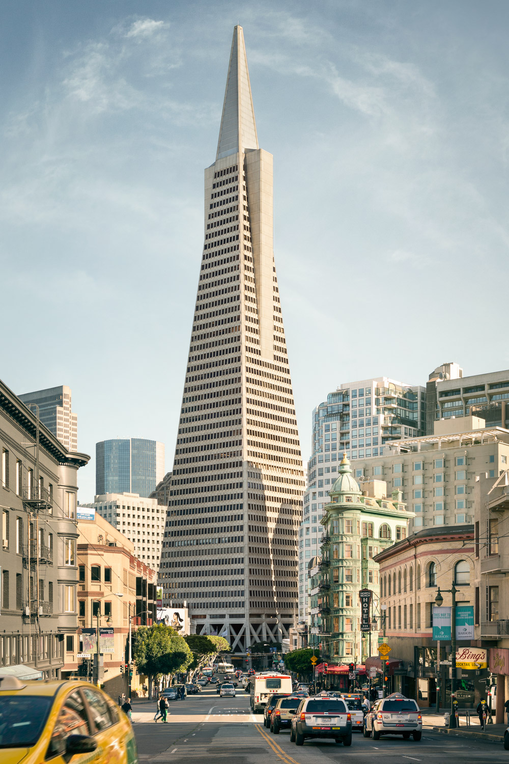 San Francisco - Pyramid