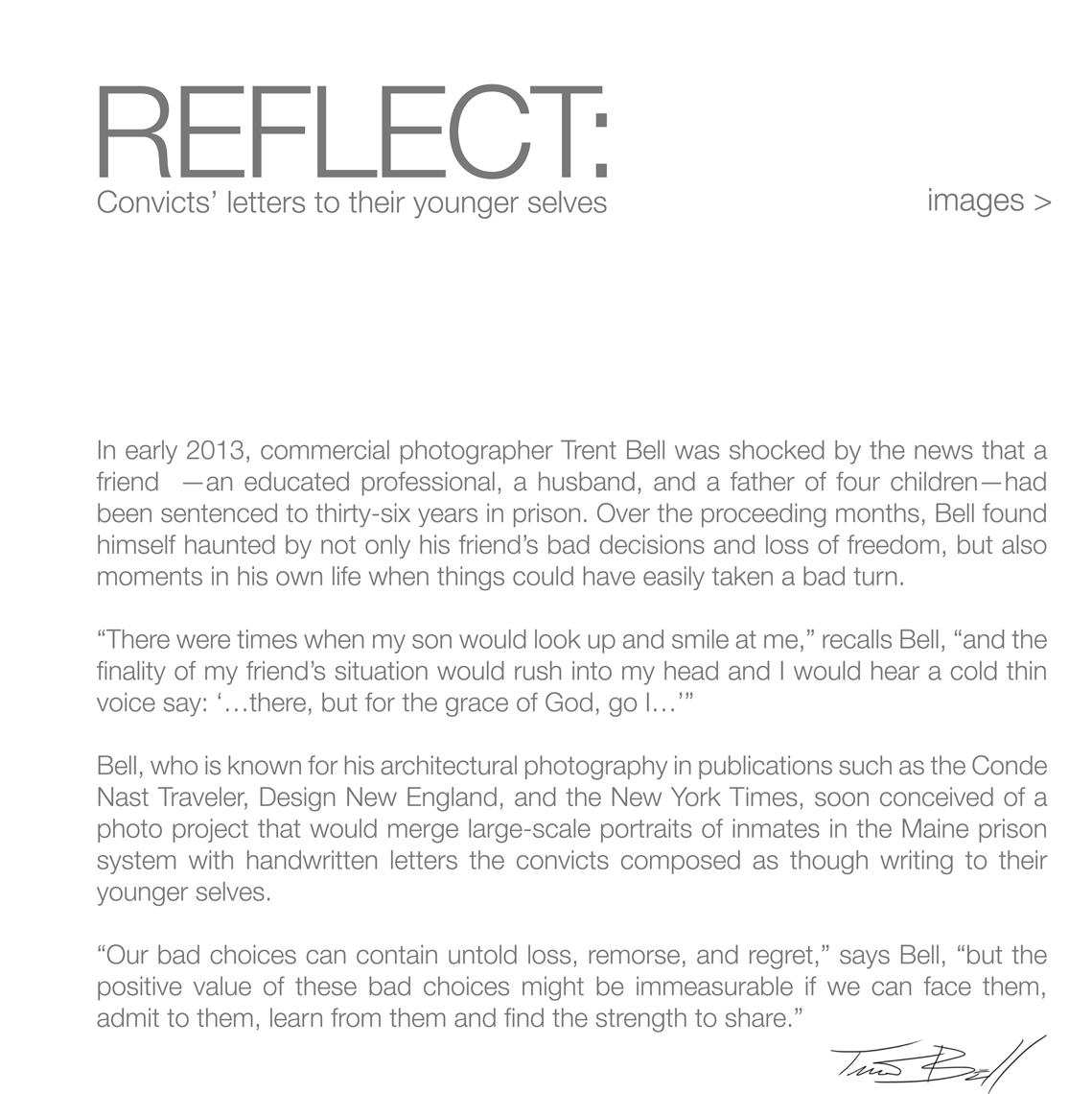 The Reflect Project