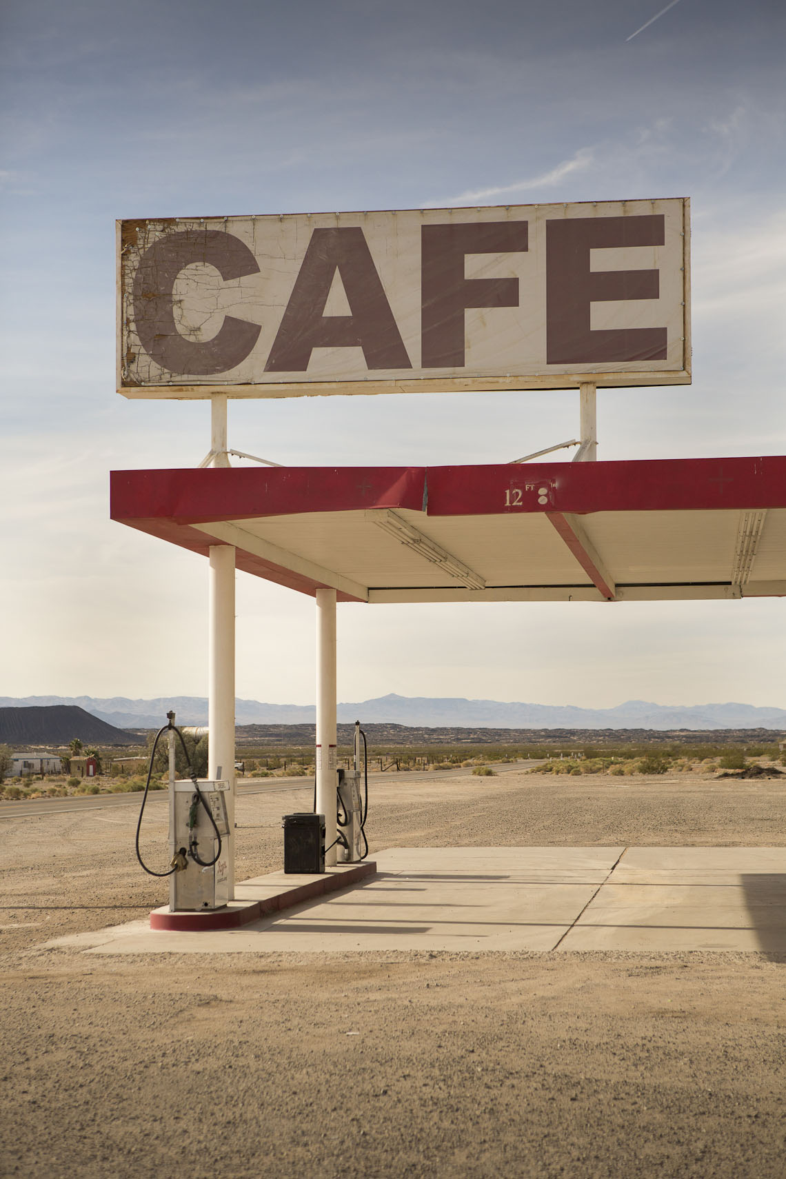 Gas Station Cafe